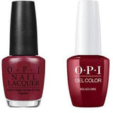 OPI - Gel & Lacquer Combo - Chick Flick Cherry