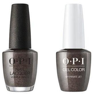 OPI - Gel & Lacquer Combo - My Private Jet
