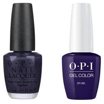 OPI - Gel & Lacquer Combo - OPI Ink