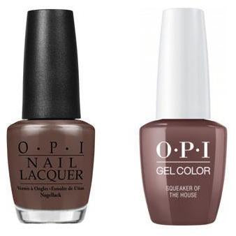 OPI - Gel & Lacquer Combo - Squeaker of the House