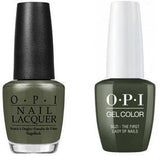 OPI - Gel & Lacquer Combo - Good Girls Gone Plaid