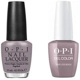 OPI - Gel & Lacquer Combo - Can't Find My Czechbook