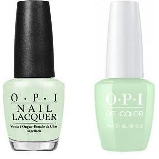 OPI - Gel & Lacquer Combo - That's Hula-rious!