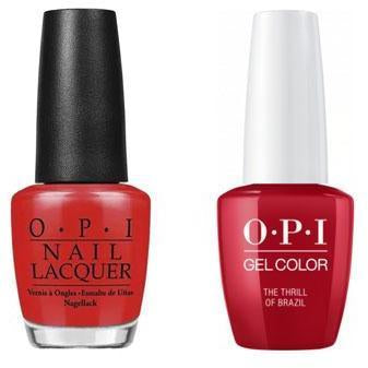 OPI - Gel & Lacquer Combo - The Thrill of Brazil