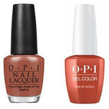 OPI - Gel & Lacquer Combo - Baby, Take a Vow