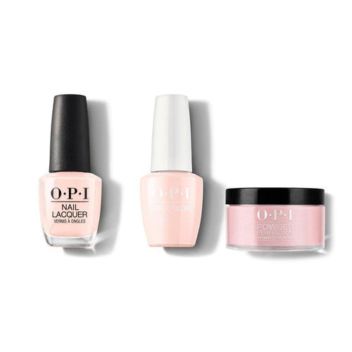 OPI - Gel, Lacquer & Dip Combo - Bubble Bath