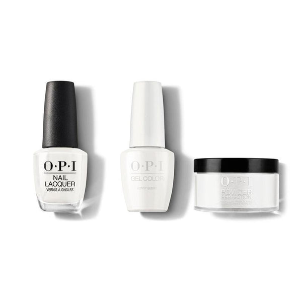 OPI - Gel, Lacquer & Dip Combo - Funny Bunny