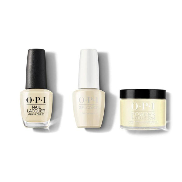 OPI - Gel, Lacquer & Dip Combo - One Chic Chick