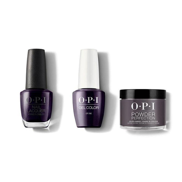 OPI - Gel, Lacquer & Dip Combo - OPI Ink
