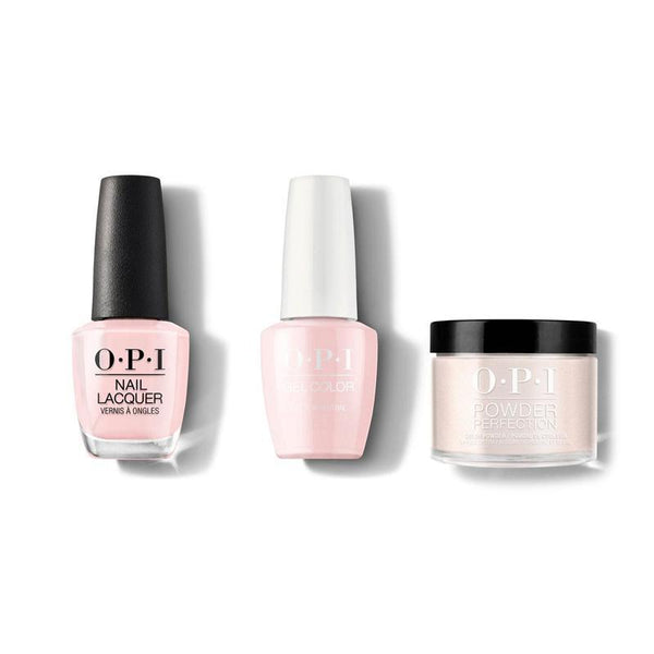 OPI - Gel, Lacquer & Dip Combo - Put it in Neutral
