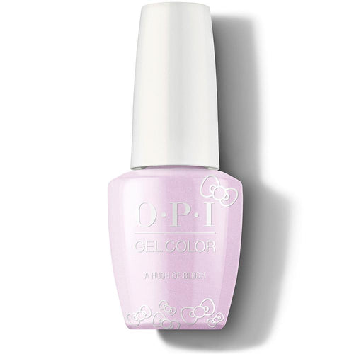OPI GelColor - A Hush Of Blush 0.5 oz - #HPL02