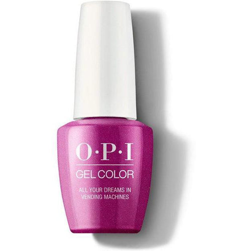 OPI GelColor - All Your Dreams in Vending Machines 0.5 oz - #GCT84
