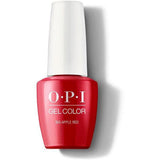 OPI GelColor - Big Apple Red 0.5 oz - #GCN25