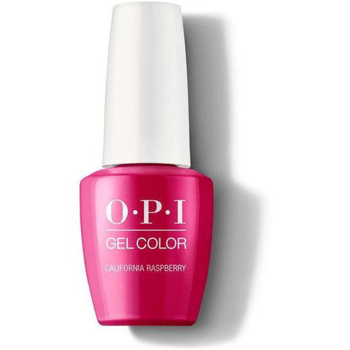 OPI GelColor - California Raspberry 0.5 oz - #GCL54
