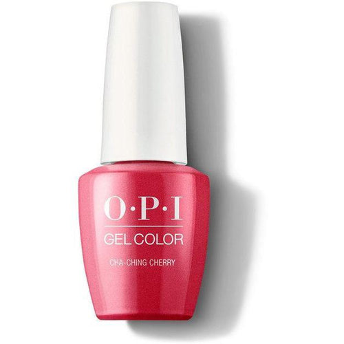 OPI GelColor - Cha-Ching Cherry 0.5 oz - #GCV12