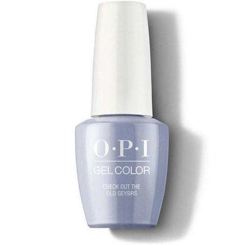 OPI GelColor - Check Out the Old Geysirs 0.5 oz - #GCI60