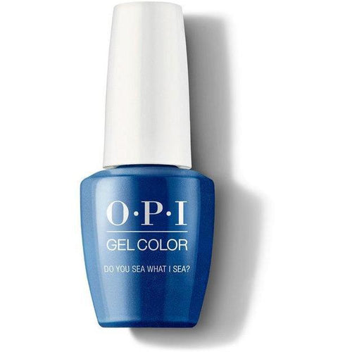 OPI GelColor - Do You Sea What I Sea? 0.5 oz - #GCF84