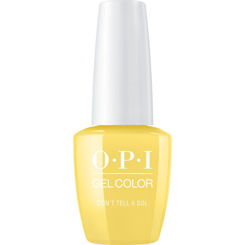 OPI GelColor - Don't Tell A Sol 0.5 oz - #GCM85
