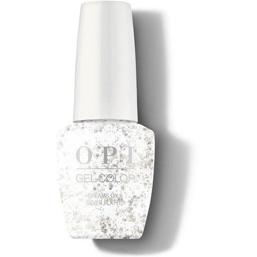 OPI GelColor - Dreams On A Silver Plater 0.5 oz - #GCHPK14