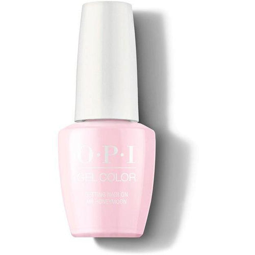 OPI GelColor - Getting Nadi On My Honeymoon 0.5 oz - #GCF82