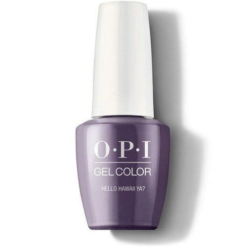 OPI GelColor - Hello Hawaii Ya? 0.5 oz  - #GCH73
