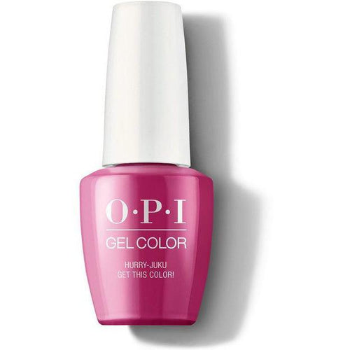 OPI GelColor - Hurry-juku Get this Color! 0.5 oz - #GCT83