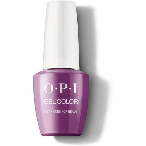 OPI GelColor - I Manicure for Beads 0.5 oz - #GCN54