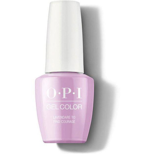 OPI GelColor - Lavendare To Find Courage 0.5 oz - #GCHPK07