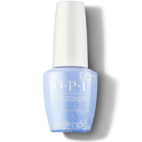 OPI GelColor - Let Love Sparkle 0.5 oz - #HPL08