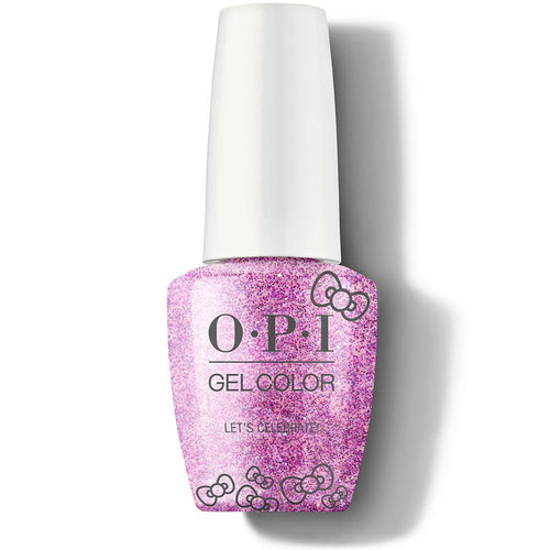 OPI GelColor - Let's Celebrate! 0.5 oz - #HPL03