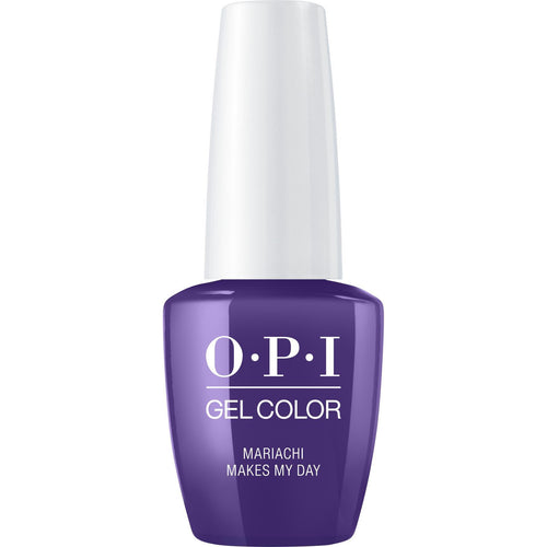 OPI GelColor - Mariachi Makes My Day 0.5 oz - #GCM93