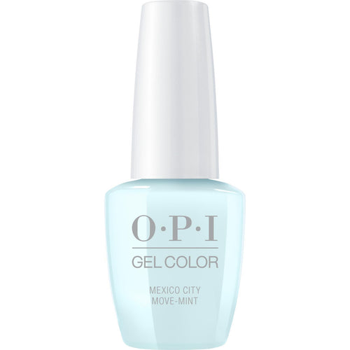 OPI GelColor - Mexico City Move-mint 0.5 oz - #GCM83