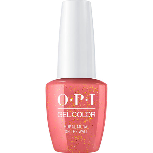 OPI GelColor - Mural Mural On The Wall 0.5 oz - #GCM87