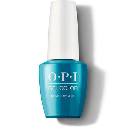 OPI GelColor - Music is My Muse 0.5 oz - #GCN75