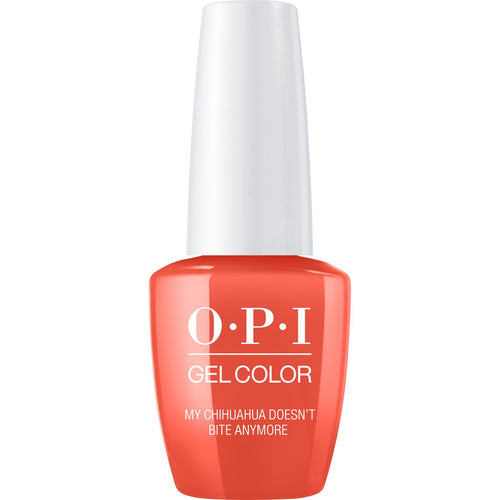 OPI GelColor - My Chihuahua Doesn't Bite Anymore 0.5 oz - #GCM89