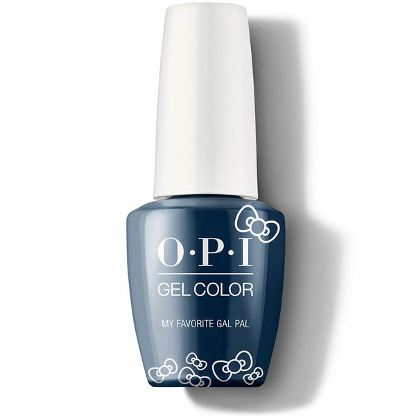 OPI GelColor - My Favorite Gal Pal 0.5 oz - #HPL09
