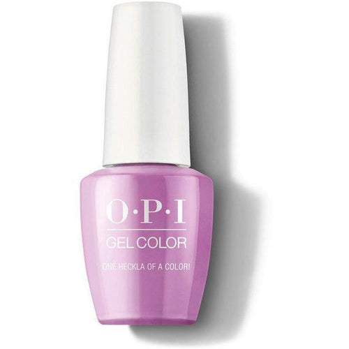 OPI GelColor - One Heckla of a Color! 0.5 oz - #GCI62