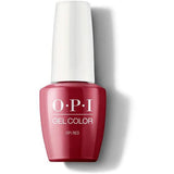 OPI GelColor - OPI Red 0.5 oz - #GCL72