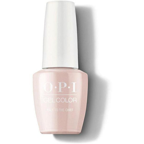 OPI GelColor - Pale to the Chief 0.5 oz - #GCW57