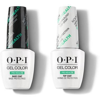 OPI GelColor - Pro Health Base & Top Coat 0.5