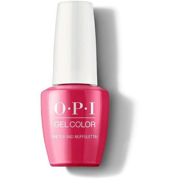 OPI GelColor - She's a Bad Muffuletta! 0.5 oz - #GCN56