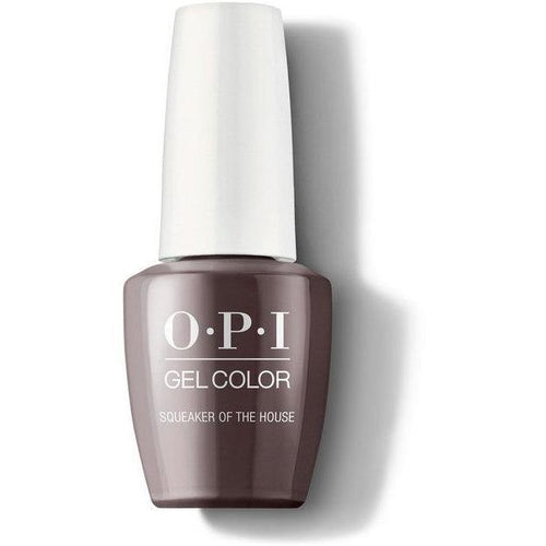 OPI GelColor - Squeaker of the House 0.5 oz - #GCW60