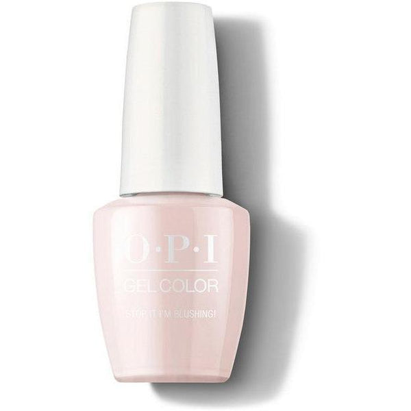 OPI GelColor - Stop It I'm Blushing! 0.5 oz - #GCT74