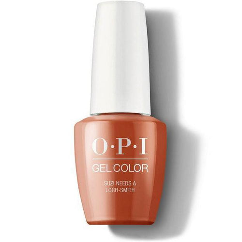 OPI GelColor - Suzi Needs a Loch-smith 0.5 oz - #GCU14