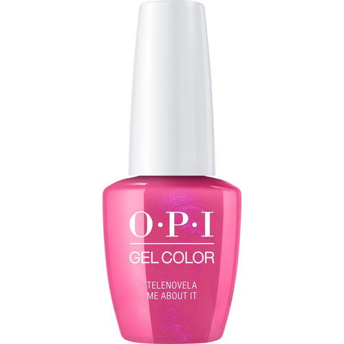 OPI GelColor - Telenovela Me About It 0.5 oz - #GCM91