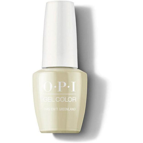 OPI GelColor - This Isn't Greenland 0.5 oz - #GCI58