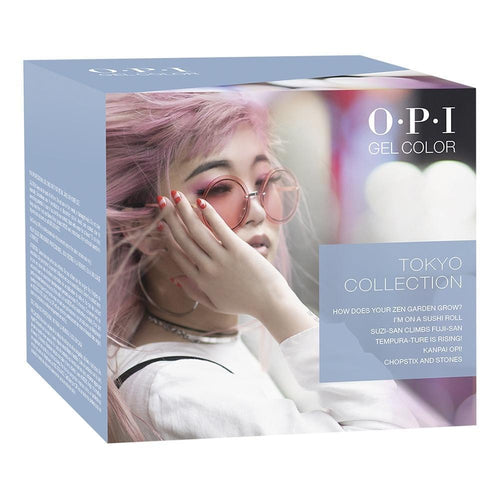 OPI GelColor - Toyko GelColor Add-on Kit #2
