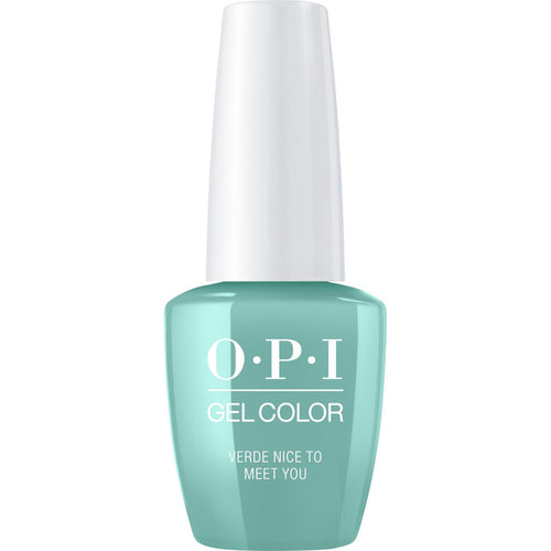 OPI GelColor - Verde Nice To Meet You 0.5 oz - #GCM84