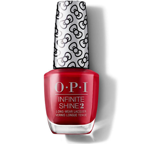 OPI Infinite Shine - A Kiss On The Chic - #HRL36