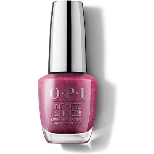 OPI Infinite Shine - A-Rose At Dawn...Broke By Noon - #ISLV11